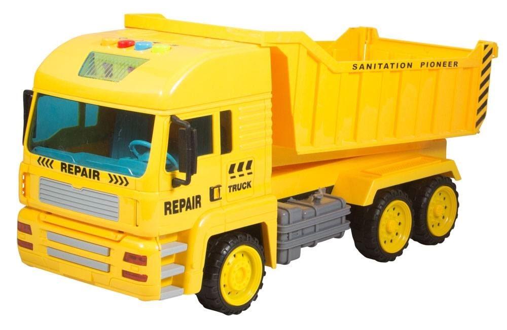 legetøjs lastbil
