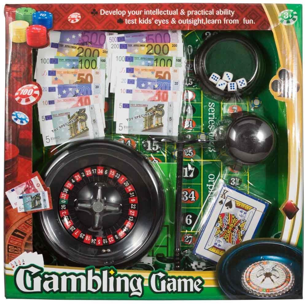 spillekort casino