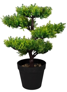 Kunstig bonsai træ