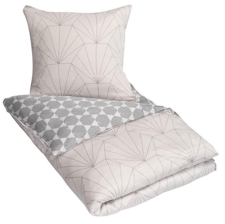 9a4eced5dbe Sengetøj - 100% Bomuldssatin - By Night - 140x220 cm Strygefrit sengetøj