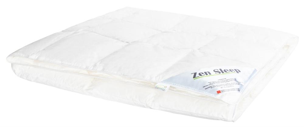 ec848761170 Dobbelt sommerdyne 200x220 cm. Dunfiber allergivenlig - Zen sleep