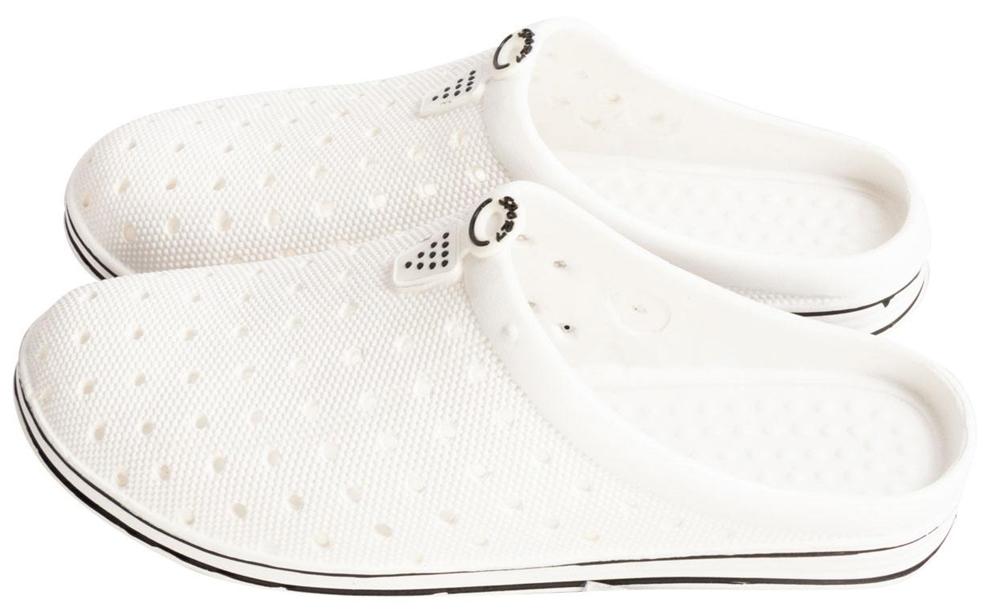 87846b45 Hvide Crocs sko i str. 38 - 39 - Letvægts sko