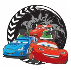 Wall Sticker - Cars - 3D Effekt