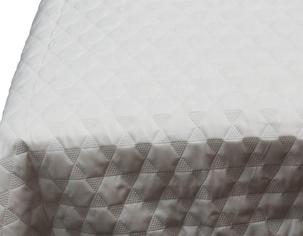 Godt Sengetæppe til dobbeltseng fra Borg Living MZ33