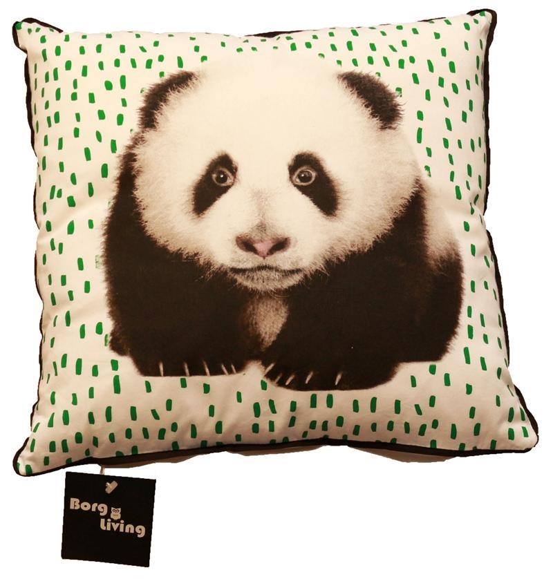 Pyntepude - Panda - Borg Living