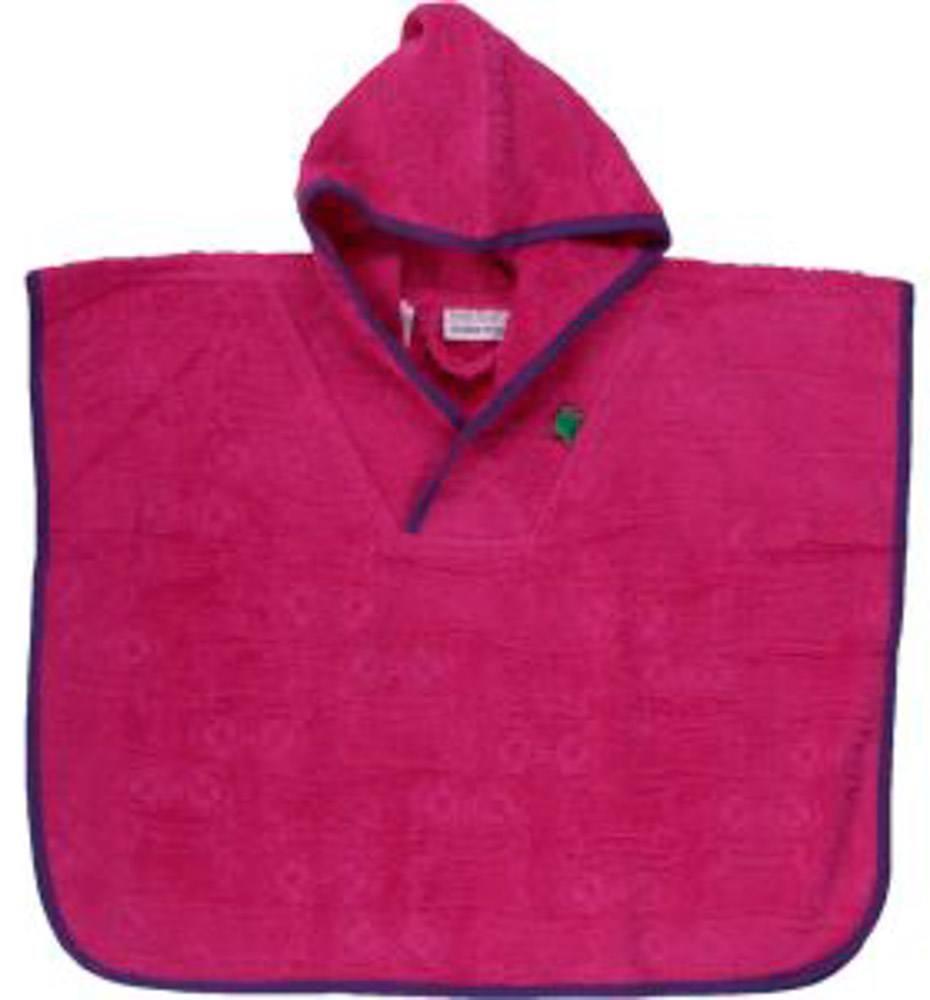 00c415bcc82d Økologisk - Poncho - Pink - Freds World - Str. 104-116